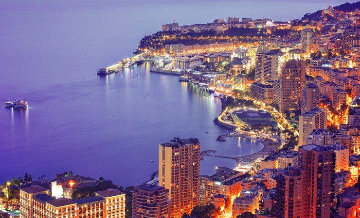 Leben in Monaco